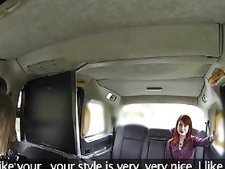 Female Cab Driver Pussylicked By Ginger Brit