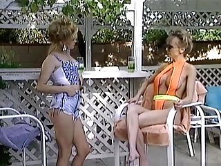Horny Adult Movie Stars Crystal Wilder And Brooke Waters In Exotic...